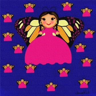 Mariposa by Carmen Prieto