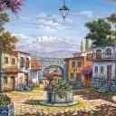 Spanish Colonial Street Scenes