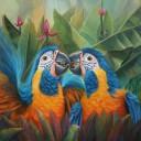 Romantic Parrots