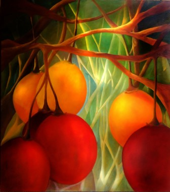 tree-tomato-tropical by Mary Cielo Sierra