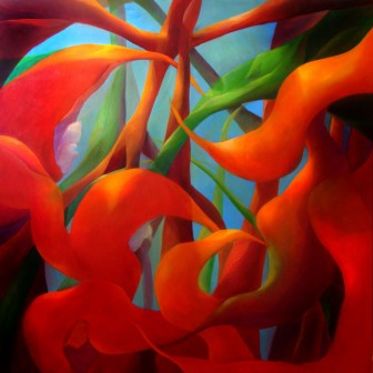 tropical-plants by Mary Cielo Sierra