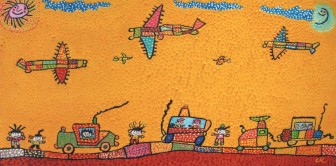 aeroplanes-flying-over-traffic by