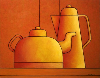 coffee-pot-tea-pot by Víctor Peralta