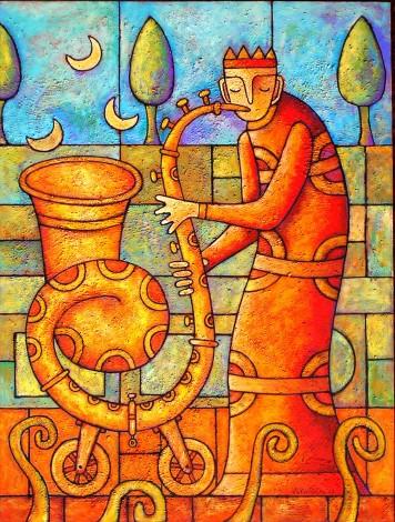 mythical-musician-saxaphone-royalty