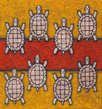 turtle-tortoise-pattern by