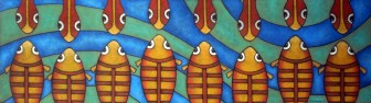 fish-meet-snakes by