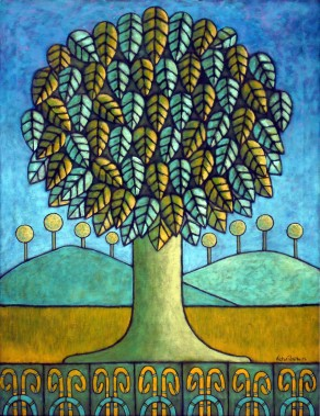 tree by