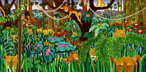 Lion Jungle