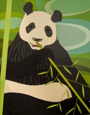 Panda by Alejandro Carosella
