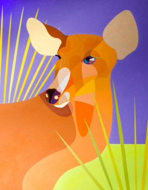 Deer by Alejandro Carosella