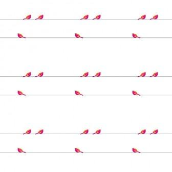 Bird Pattern by