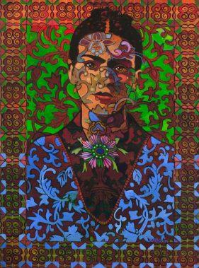Frida Verde by