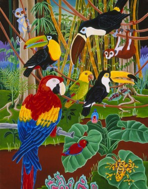 Macaw Jungle by