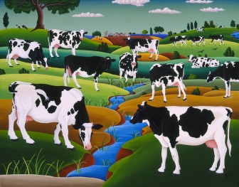 Cows Too by