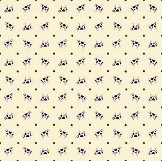 Cow Pattern by Carmen Prieto